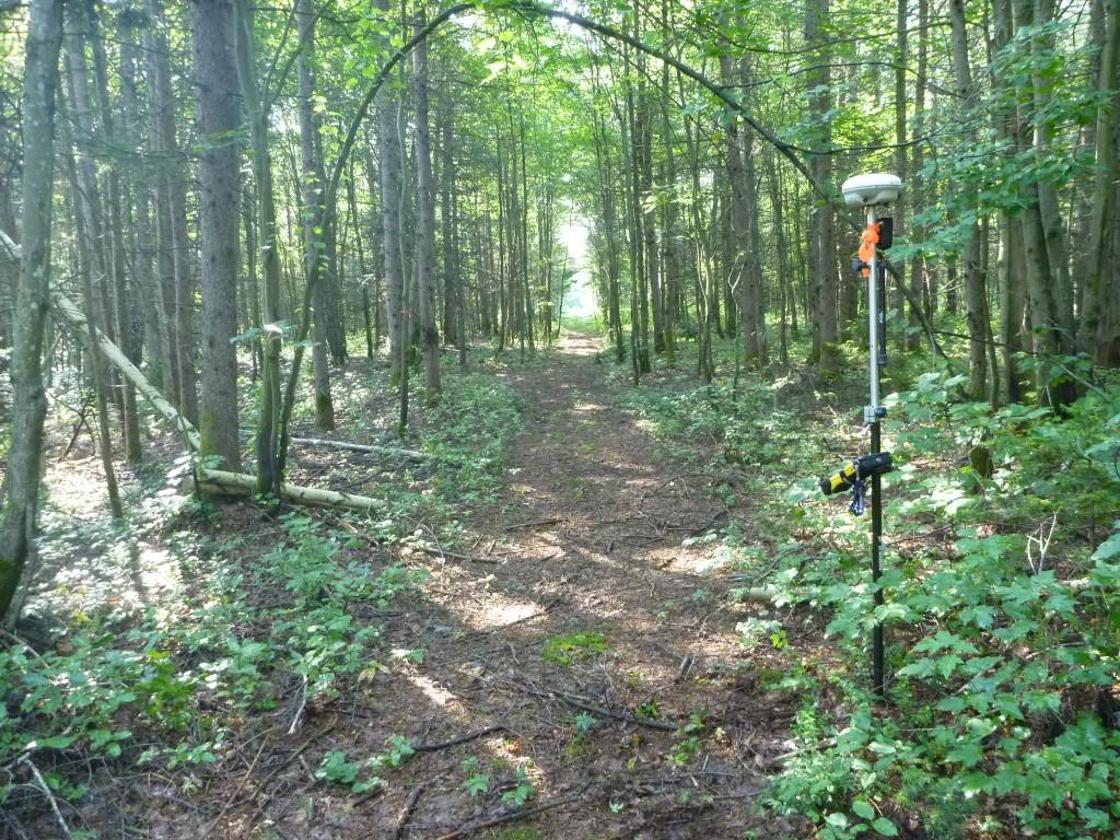 Arpentage forestier(2)