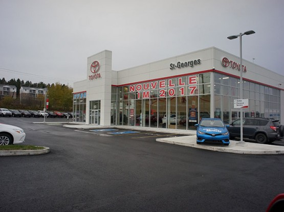 Toyota Saint-Georges