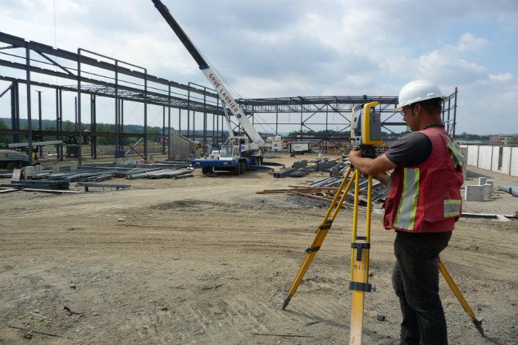 Chantier de construction ecceterra for Chantiers de construction